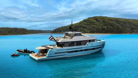 Lynx Yachts Adventure 29