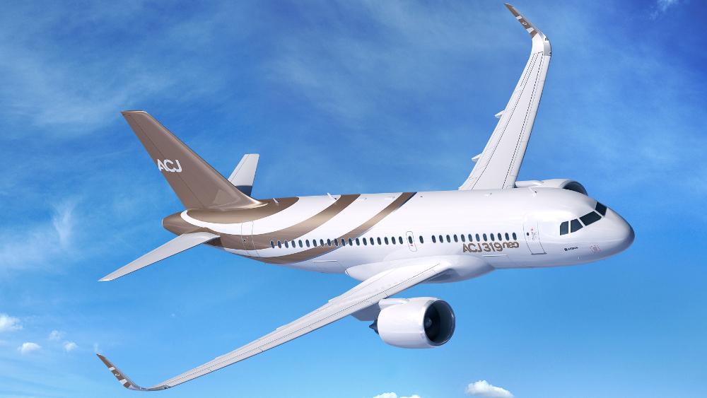 Airbus ACJ 319neo