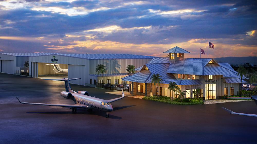 Kona Jet Center
