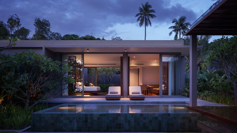 Alila Villas Koh Russey Resort in Cambodia
