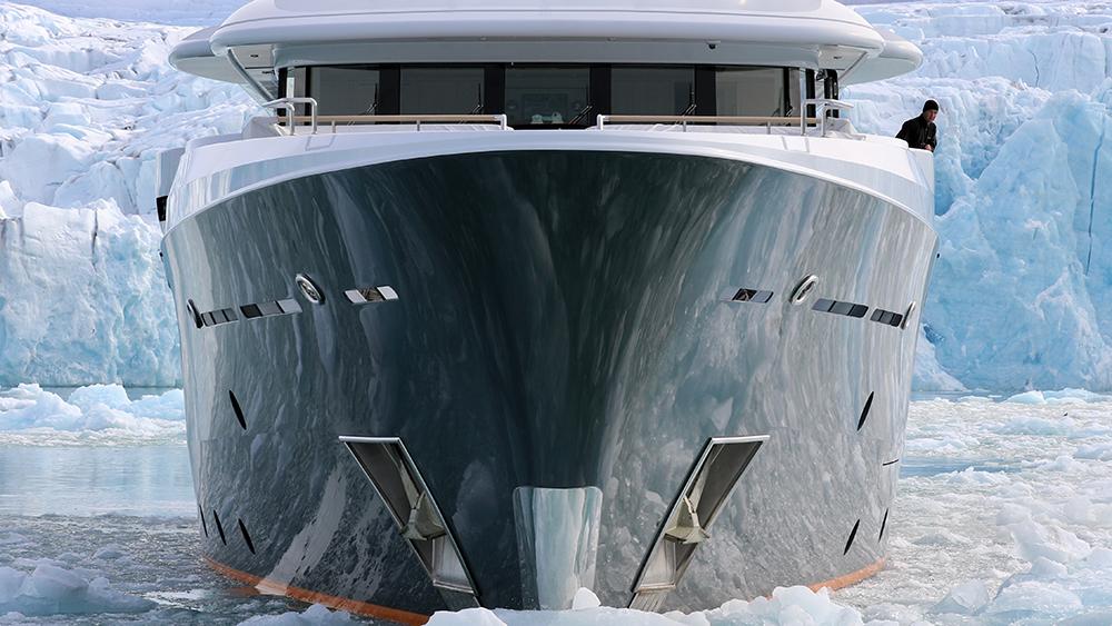 Amels Gene Machine explorer yacht