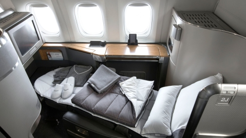 American Airlines Casper products