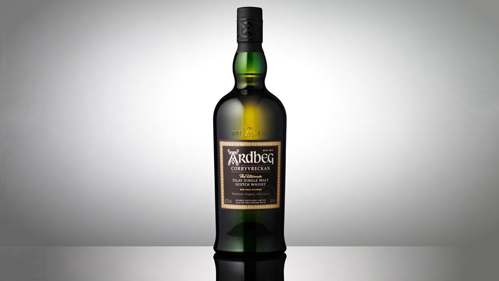 Ardbeg Corryvreckan scotch whisky