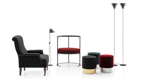 Luigi Caccia Dominioni furniture