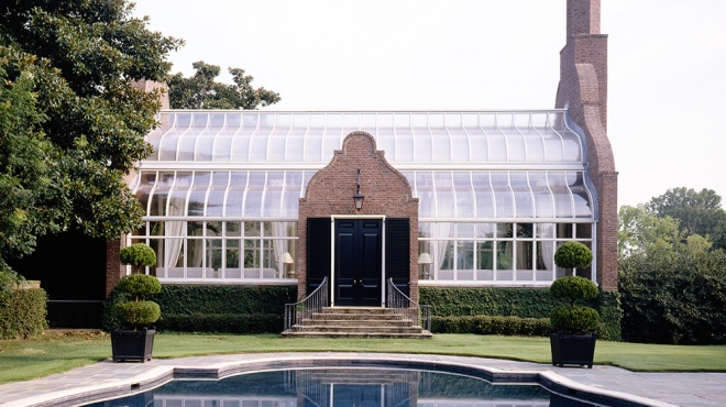 Blount conservatory