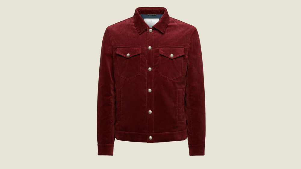 Brunello Cucinelli corduroy jacket