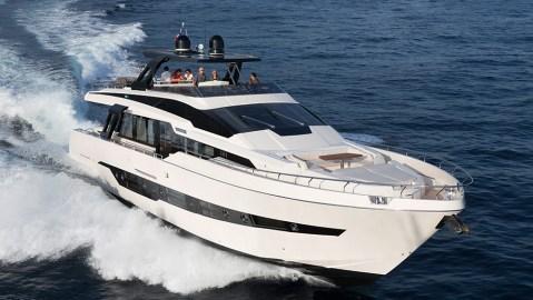Cayman Yachts F920 Superyacht Ferragni Progetti