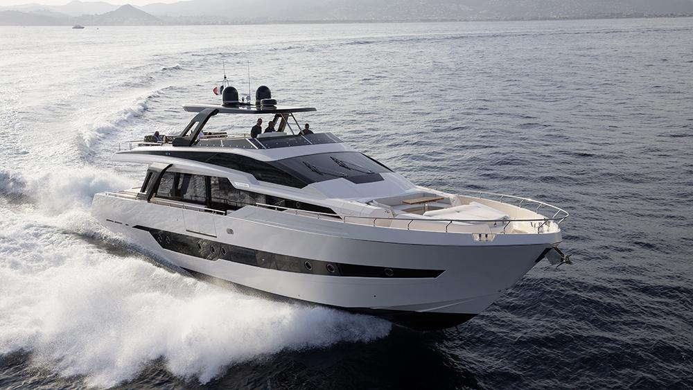 Cayman Yachts F920 Superyacht