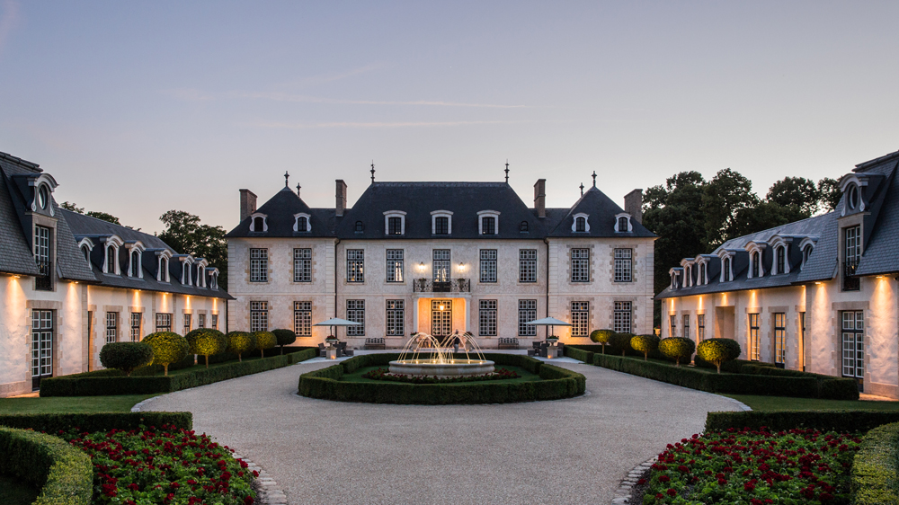 Château du Courdeceau Rental Villa and Private Golf Course