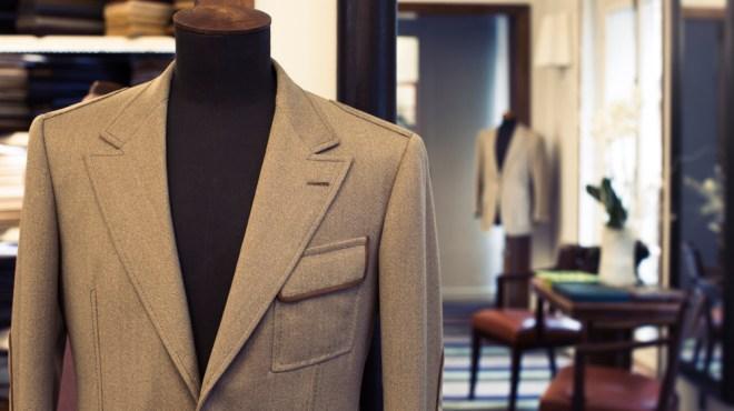 Cifonelli Bespoke Jacket