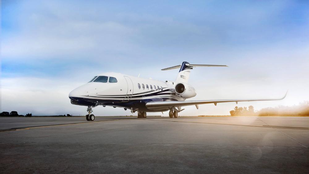 Cessna Citation Longitude