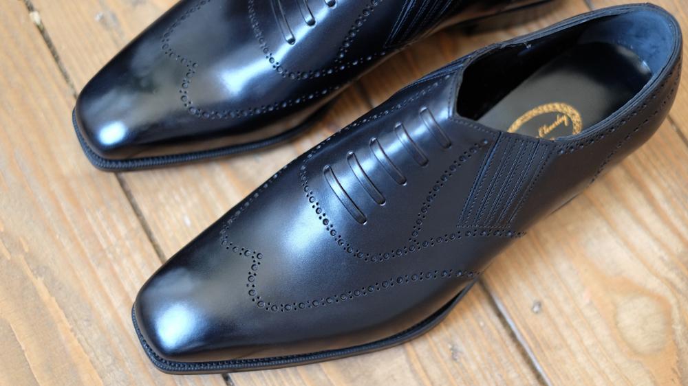 Cleverley's Churchill II shoe