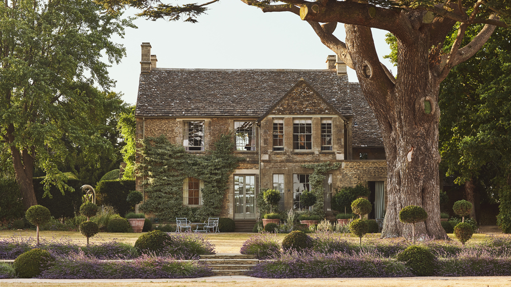 Thyme Estate and Hotel in the Cotswolds, England