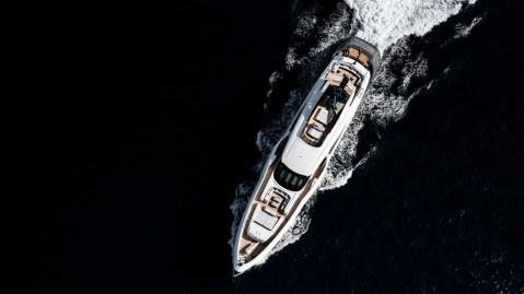 Rossinavi's Custom Utopia IV Superyacht