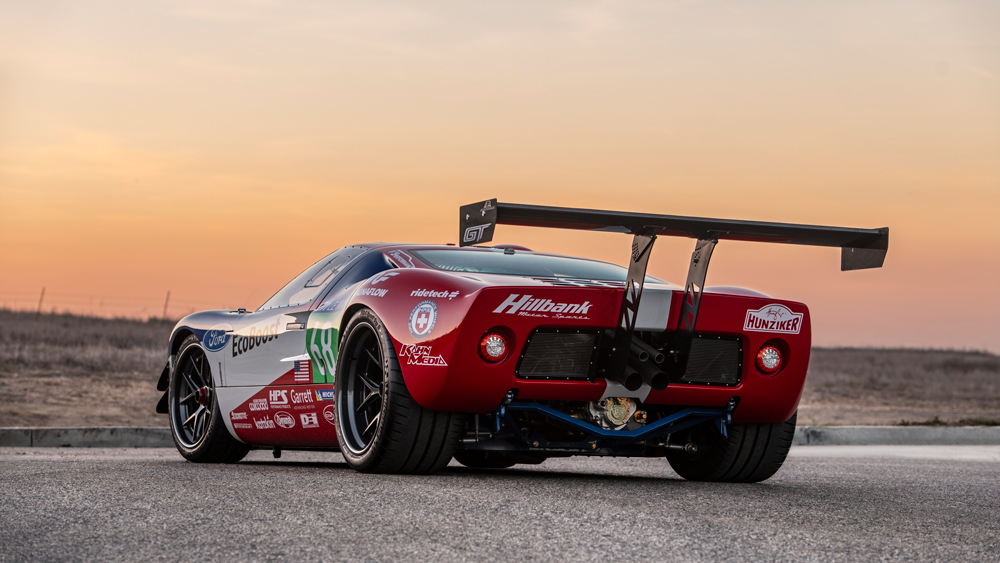 "Superformance ""Future GT Forty"" GT40 supercar"