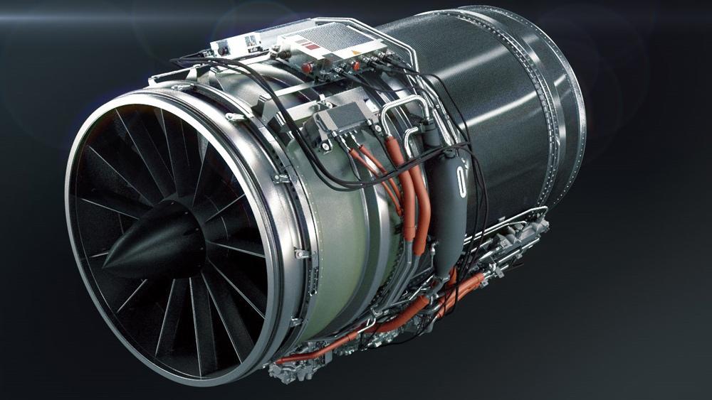 GE Affinity Supersonic engine
