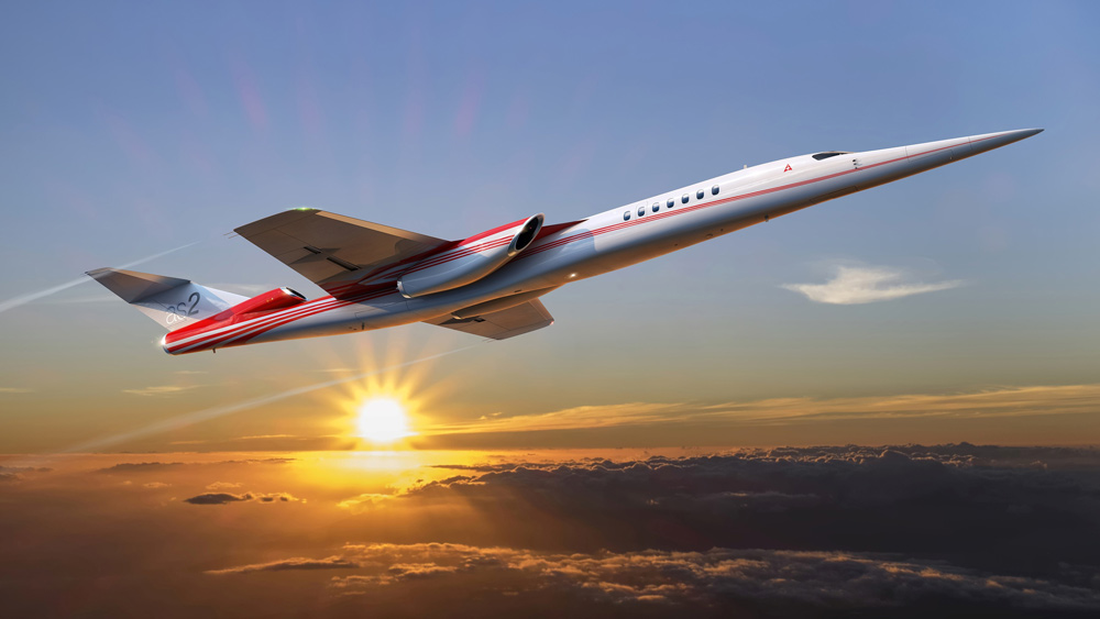 GE Affinity Aerion AS2