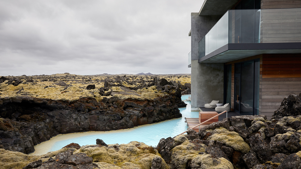 Iceland Luxury Blue Lagoon