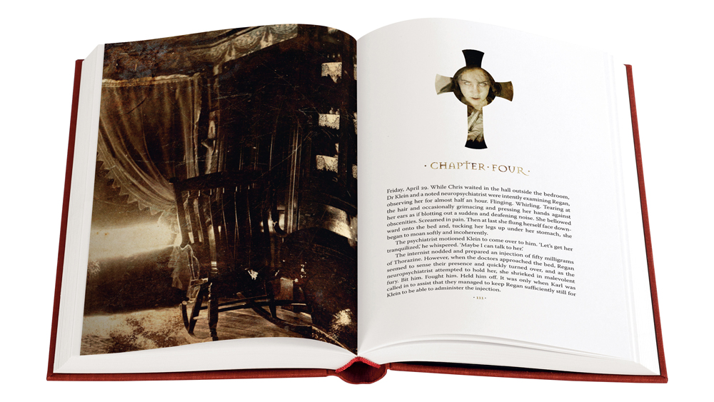 """The Folio Society's edition of """"The Exorcist"""""""