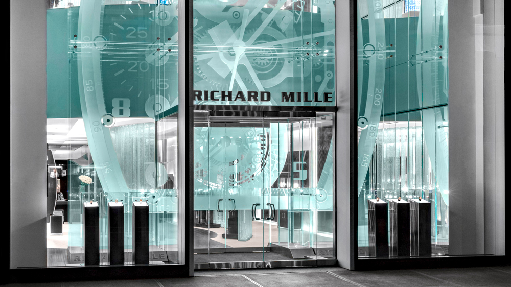 Richard Mille Opens Boutique Flagship Store In New York City Robb Report
