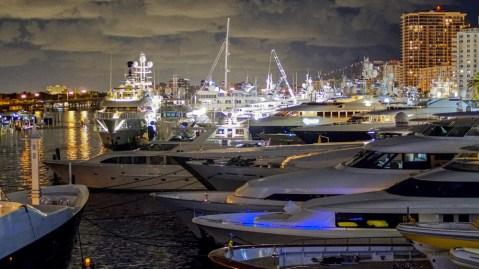 Fort Lauderdale International Boat Show FLIBS