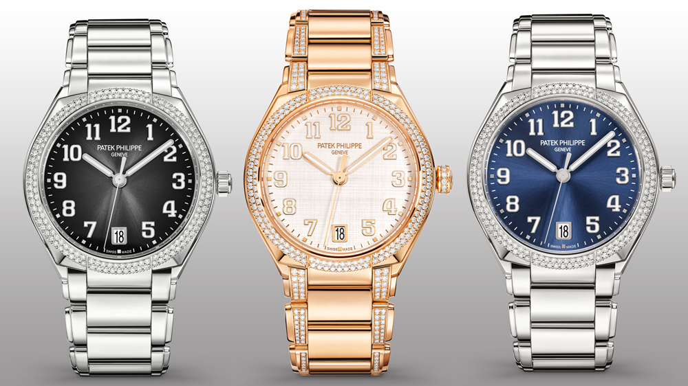 Patek Philippe's New Twenty~4 Automatic Collection