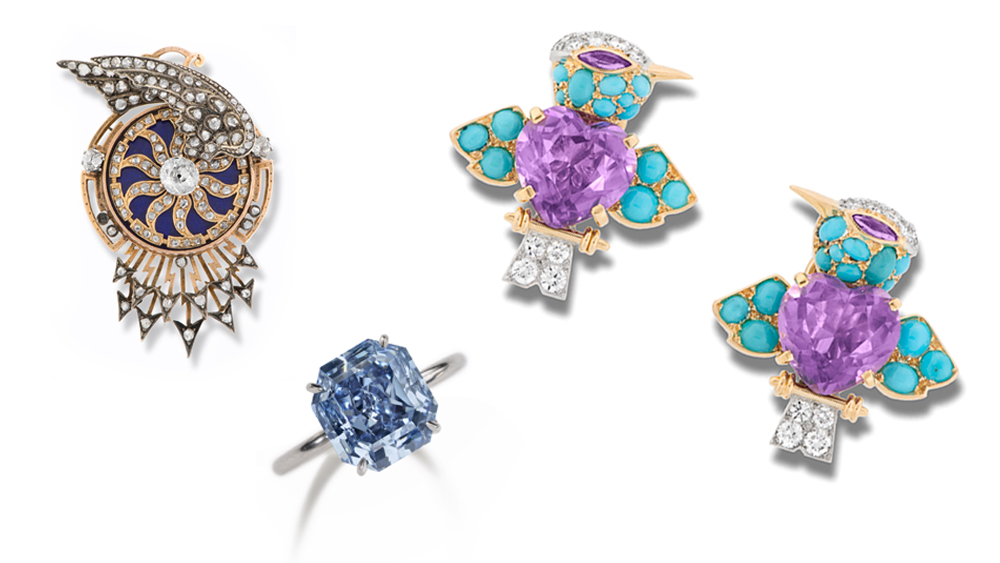 Fall Jewelry Auctions
