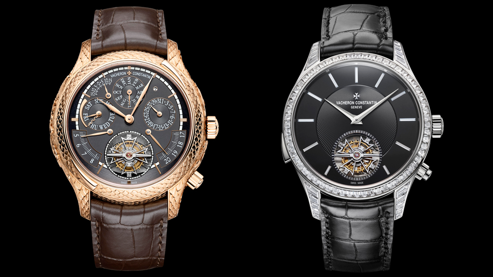 Vacheron Constantin's Les Cabinotiers Timepieces
