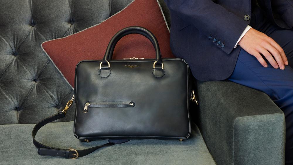 Gleneagles Leather bag