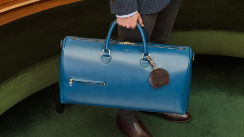 Gleneagles Leather bag