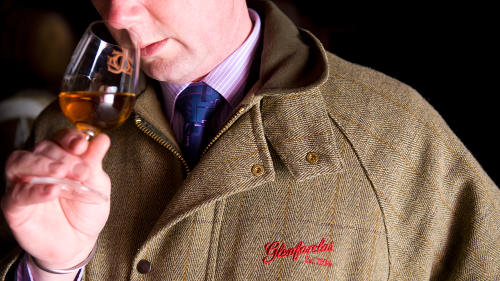 Glenfarclas scotch whisky
