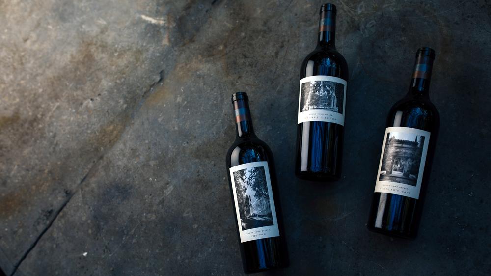 Round Pond Gravel wine