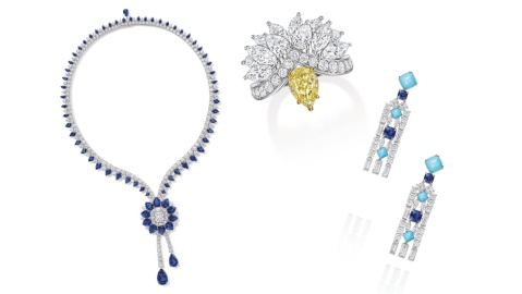 Harry Winston New York Collection