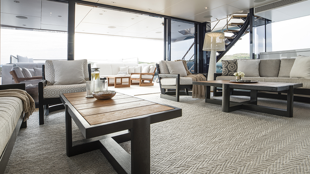 Heesen Irisha superyacht monaco yacht show