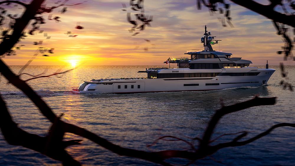 Hot Lab VSY Explorer Yacht