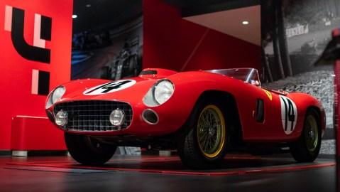 1956 Ferrari 290 MM at Auction