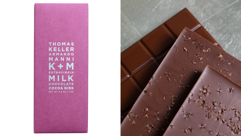 K + M Chocolate