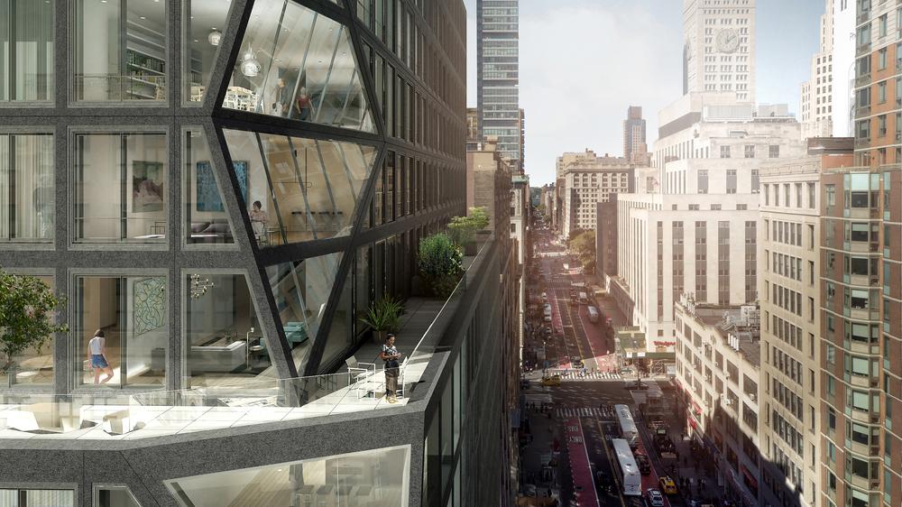 Rem Koolhaas 121 E 22nd Street