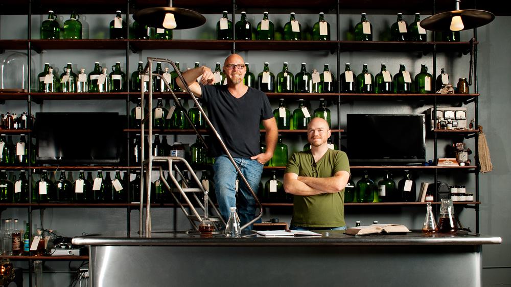 St. George distillers