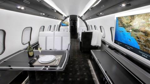 Jet Edge Bombardier Global Express
