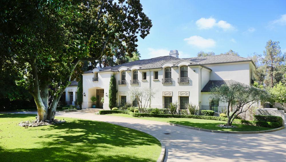 2001 S. Oak Knoll Ave in San Marino, California