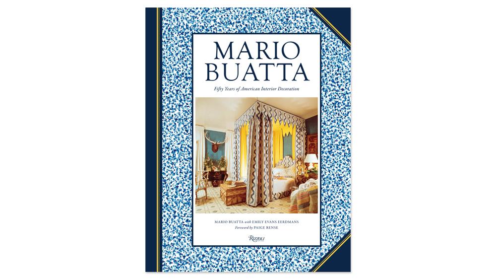 Mario Buatta book