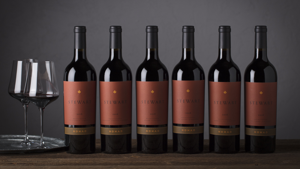Stewart Cellars Nomad Heritage Collection