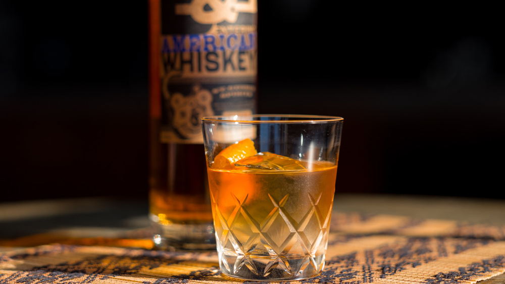 St. George Whiskey Old Fashioned