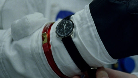 """Omega watch in """"First Man"""""""