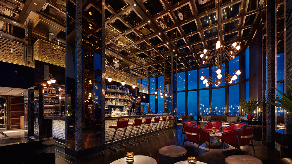 Park Hyatt Bar