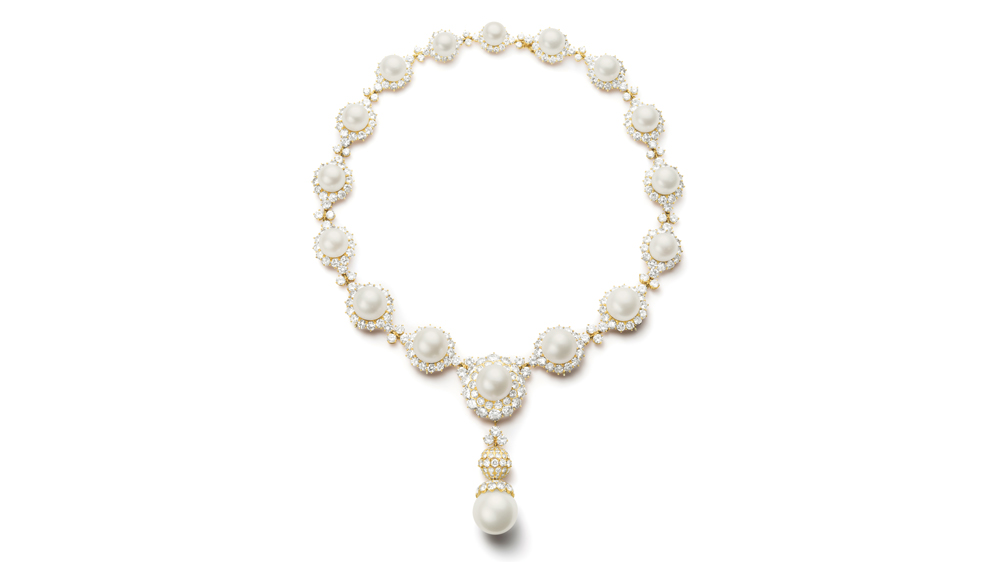VCA Pearl Necklace
