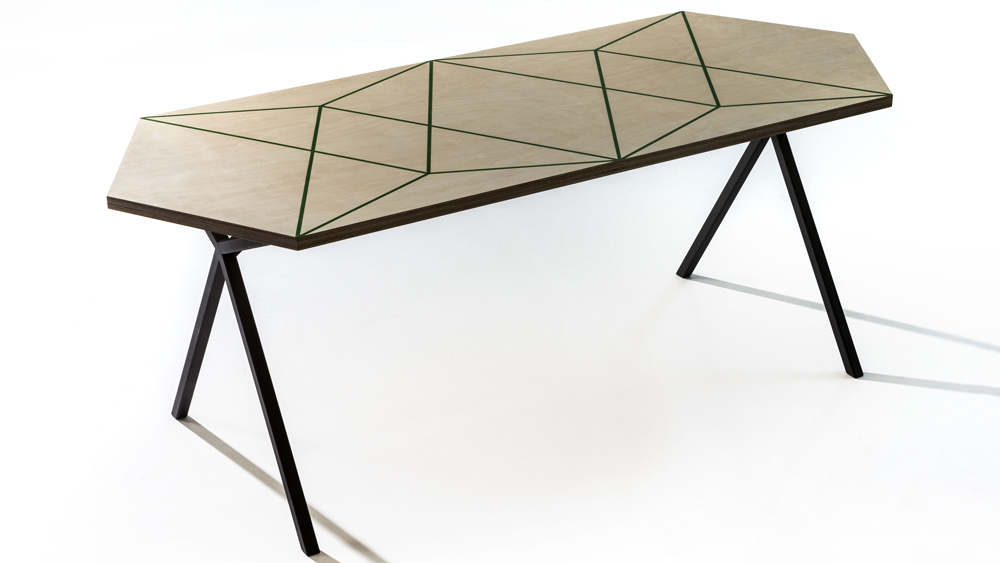 Green Light table Olafur Eliasson
