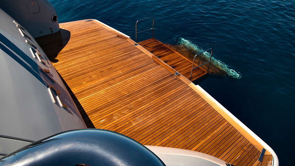 Rossinavi Rarity superyacht charter Y.CO