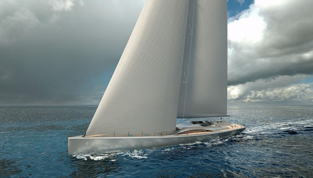 Royal Huisman Pura Custom Superyacht